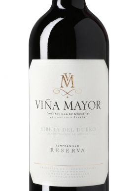 Viña Mayor Tinto Reserva 2012