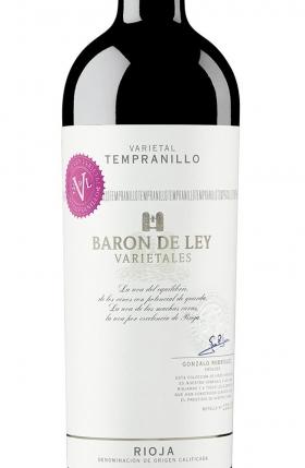 Barón de Ley Varietales Tempranillo Tinto