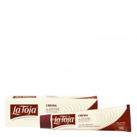 Crema de afeitar para piel sensible La Toja 150 ml.