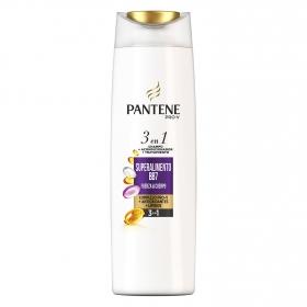 Champú 3 en 1 Pantene 300 ml.