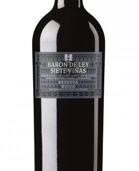 Siete Viñas Tinto Reserva 2010