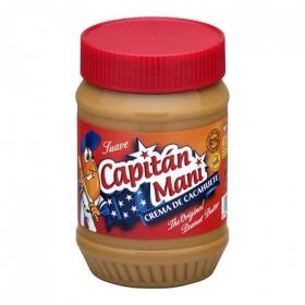 Crema de cacahuete suave
