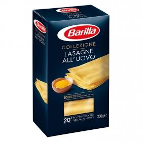 Placas para lasaña  al huevo Barilla 250 g.