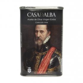 Aceite de oliva virgen extra Casa de Alba lata 500 ml.
