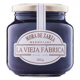 Mermelada de mora La Vieja Fábrica 350 g.