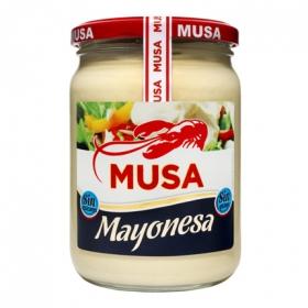 Mayonesa Musa sin gluten tarro 450 ml.