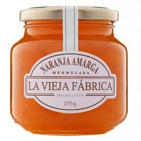 Mermelada de naranja amarga La Vieja Fábrica 350 g.