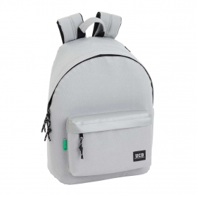 Mochila Day Pack Benetton Gris