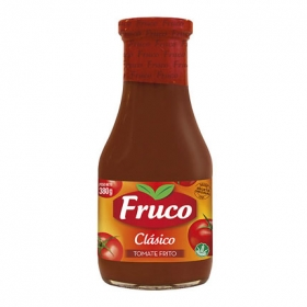 Tomate frito Fruco tarro 380 g.