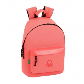 Mochila Day Pack Benetton Roja