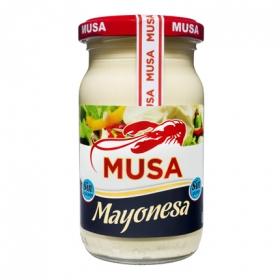 Mayonesa Musa sin gluten tarro 225 ml.