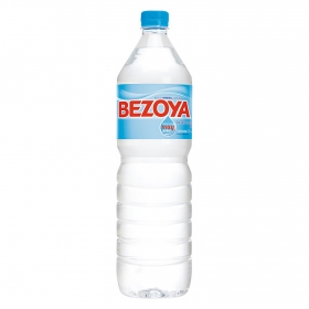 Agua mineral Bezoya natural