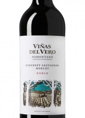 Viñas del Vero Cabernet Sauvignon-Merlot Tinto Roble