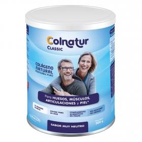 Complemento colágeno natural classic en polvo Colnatur 300 g.