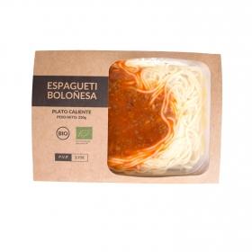 Espaguetti a la boloñesa Bio 250 g