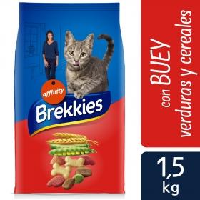 Alimento Gato Seco Adulto Buey