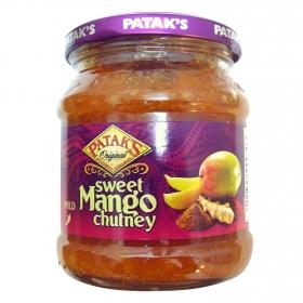Mango dulce Patak's 340 g.