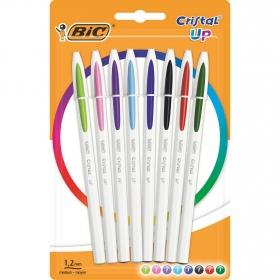 Bolígrafos Cristal Up Surtidos