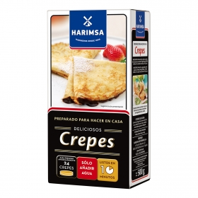 Harina de trigo para crepes Harimsa 500 g.