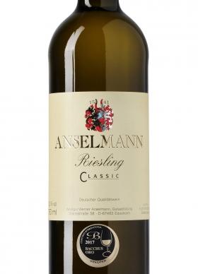 Anselmann Riesling Classic Blanco 2016