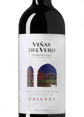 Viñas del Vero C.Sauvignon-Tempranillo Tinto Crianza