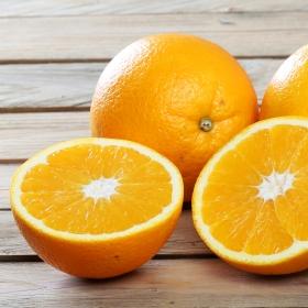Naranja de mesa a granel
