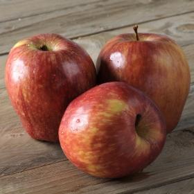 Manzana roja a granel