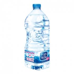 Agua mineral Font Vella natural 2,5 l.