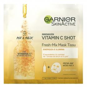 Vitamin C Shot Fresh-mix Mask Tissu Energiza e Ilumina