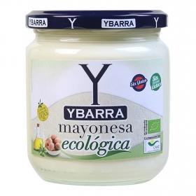 Mayonesa ecológica Ybarra sin gluten tarro 300 ml