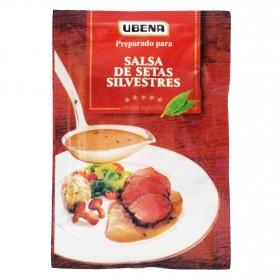 Salsa de setas silvestres Ubena sobre 40 g.