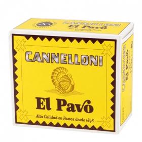 Placas para canelones El Pavo 125 g.