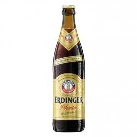 Cerveza Erdinger Pikantus alemana de trigo botella 50 cl.