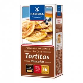 Harina de trigo preparado para tortitas
