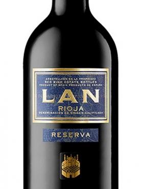 LAN Tinto Reserva 2011