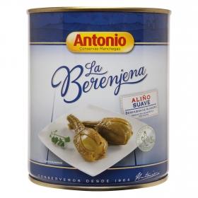 Berenjena aliño suave Antonio 420 g.
