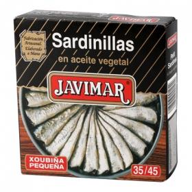 Sardina en aceite vegetal 35/45