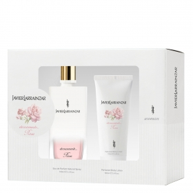 Estuche eternamente Rosa (Colonia 100 ml. + Body lotion 100 ml.) Javier Larrainzar 1 ud.