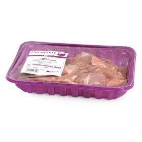 Carne de pavo para estofado Carrefour 500 g aprox