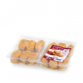 Croquetas de jamón ibérico Carrefour 360 g