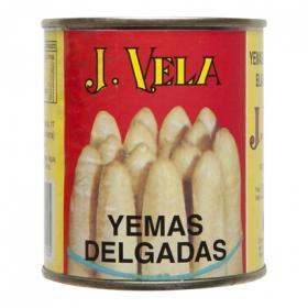 Yemas esparragos blancos delgadas