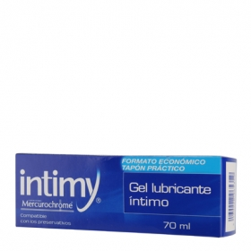 Gel lubricante intimo