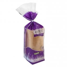 Pan de molde Airos sin gluten 400 g.