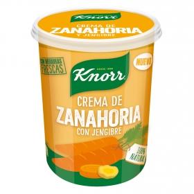 Crema de zanahoria y jengibre Knorr 460 g.
