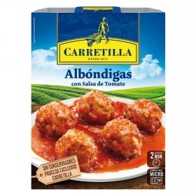 Albóndigas caseras Carretilla 300 g.