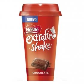 Batido Nestlé extrafino shake chocolate 190 ml.