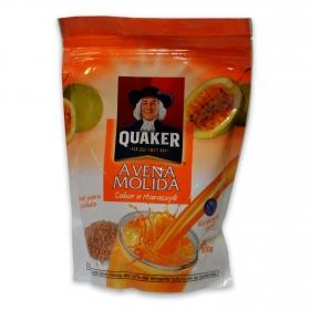 Avena molida sabor maracuyá Quaker 300 g.