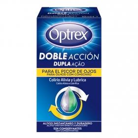 Colirio alivia y lubrica para el picor de ojos Optrex 10 ml.