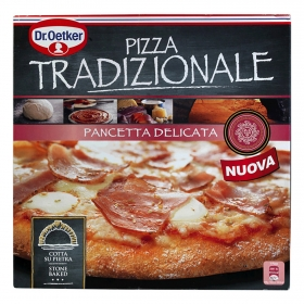 Pizza tradizionale Dr.Oekter 375 g.