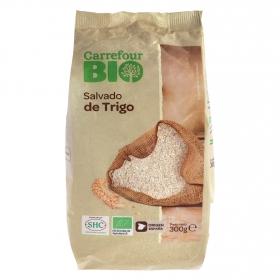 Salvado de trigo ecológico Carrefour Bio 300 g.